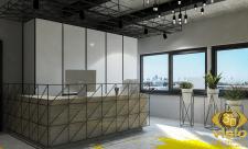 3D визуализация «reception»